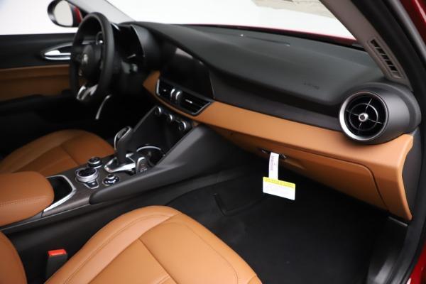 New 2020 Alfa Romeo Giulia Ti Q4 for sale $47,195 at Maserati of Greenwich in Greenwich CT 06830 22