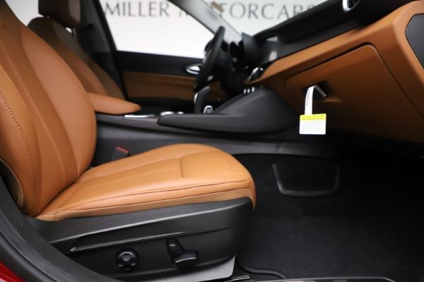 New 2020 Alfa Romeo Giulia Ti Q4 for sale $47,195 at Maserati of Greenwich in Greenwich CT 06830 23