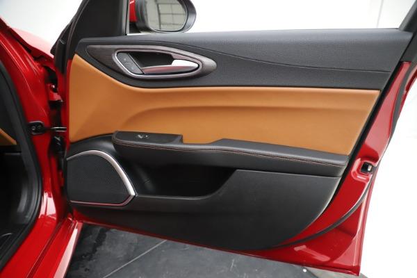 New 2020 Alfa Romeo Giulia Ti Q4 for sale $47,195 at Maserati of Greenwich in Greenwich CT 06830 25