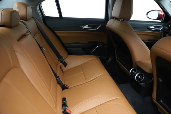 New 2020 Alfa Romeo Giulia Ti Q4 for sale $47,195 at Maserati of Greenwich in Greenwich CT 06830 27