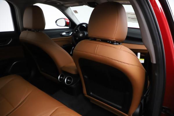 New 2020 Alfa Romeo Giulia Ti Q4 for sale $47,195 at Maserati of Greenwich in Greenwich CT 06830 28