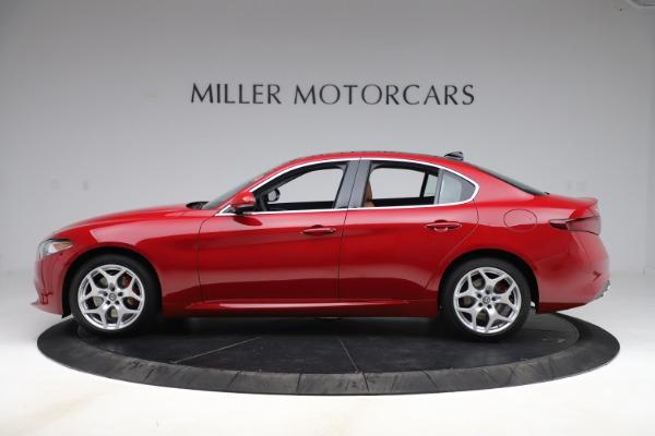 New 2020 Alfa Romeo Giulia Ti Q4 for sale $47,195 at Maserati of Greenwich in Greenwich CT 06830 3