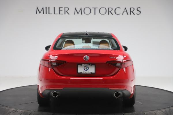 New 2020 Alfa Romeo Giulia Ti Q4 for sale $47,195 at Maserati of Greenwich in Greenwich CT 06830 6