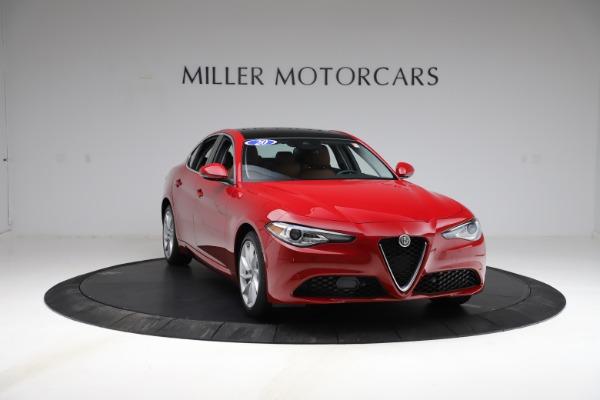 Used 2020 Alfa Romeo Giulia Q4 for sale $34,900 at Maserati of Greenwich in Greenwich CT 06830 11