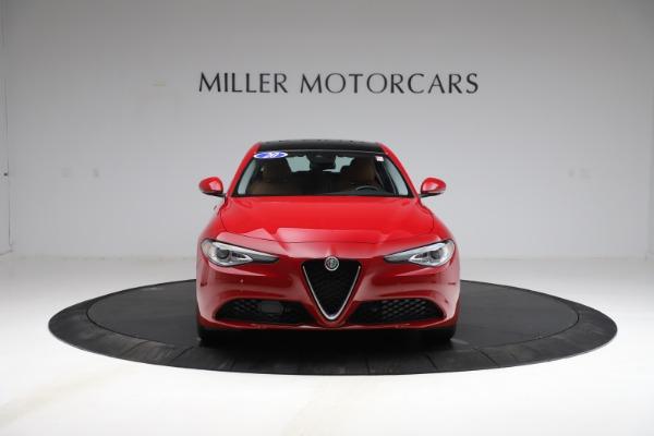 Used 2020 Alfa Romeo Giulia Q4 for sale $34,900 at Maserati of Greenwich in Greenwich CT 06830 12