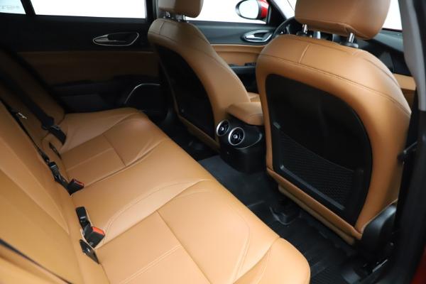 Used 2020 Alfa Romeo Giulia Q4 for sale $34,900 at Maserati of Greenwich in Greenwich CT 06830 21