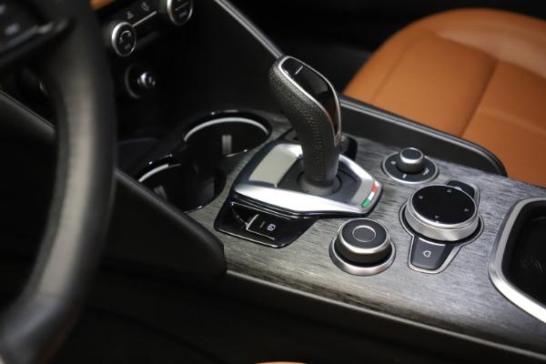 Used 2020 Alfa Romeo Giulia Q4 for sale $34,900 at Maserati of Greenwich in Greenwich CT 06830 22