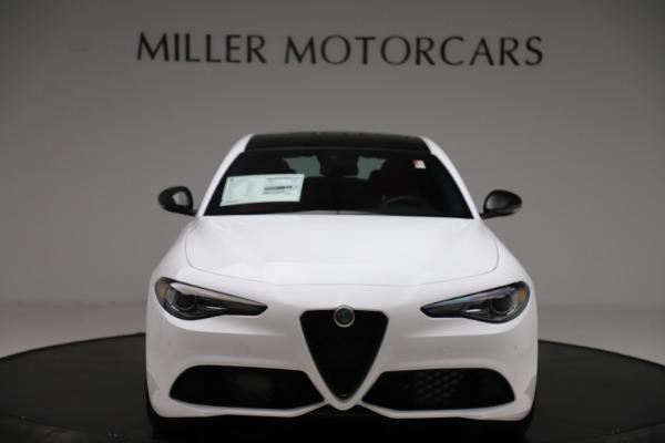 New 2020 Alfa Romeo Giulia Ti Sport Q4 for sale $51,995 at Maserati of Greenwich in Greenwich CT 06830 12