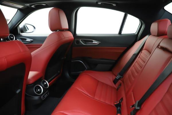 New 2020 Alfa Romeo Giulia Ti Sport Q4 for sale $51,995 at Maserati of Greenwich in Greenwich CT 06830 20