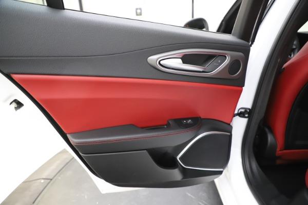 New 2020 Alfa Romeo Giulia Ti Sport Q4 for sale $51,995 at Maserati of Greenwich in Greenwich CT 06830 22