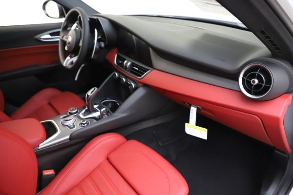 New 2020 Alfa Romeo Giulia Ti Sport Q4 for sale $51,995 at Maserati of Greenwich in Greenwich CT 06830 23