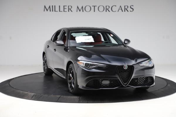 New 2020 Alfa Romeo Giulia Ti Sport Q4 for sale Sold at Maserati of Greenwich in Greenwich CT 06830 11