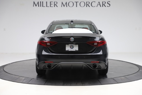 New 2020 Alfa Romeo Giulia Ti Sport Q4 for sale Sold at Maserati of Greenwich in Greenwich CT 06830 6