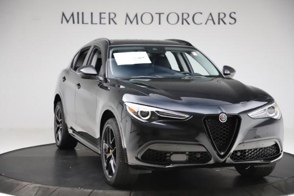 New 2020 Alfa Romeo Stelvio Sport Q4 for sale Sold at Maserati of Greenwich in Greenwich CT 06830 11