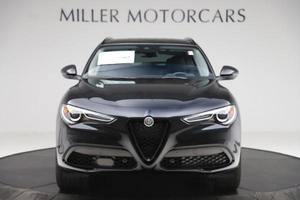 New 2020 Alfa Romeo Stelvio Sport Q4 for sale Sold at Maserati of Greenwich in Greenwich CT 06830 12