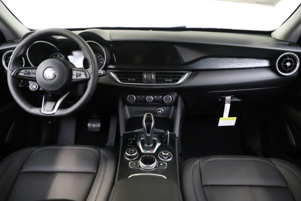 New 2020 Alfa Romeo Stelvio Sport Q4 for sale Sold at Maserati of Greenwich in Greenwich CT 06830 16