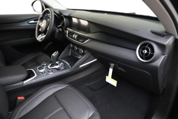 New 2020 Alfa Romeo Stelvio Sport Q4 for sale Sold at Maserati of Greenwich in Greenwich CT 06830 22