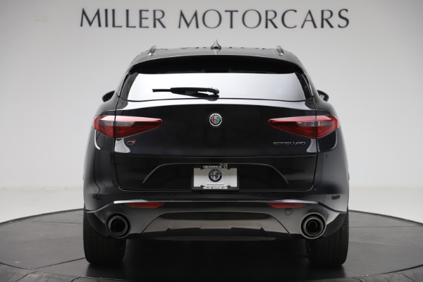 New 2020 Alfa Romeo Stelvio Sport Q4 for sale Sold at Maserati of Greenwich in Greenwich CT 06830 6