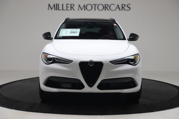 New 2020 Alfa Romeo Stelvio Sport Q4 for sale $50,195 at Maserati of Greenwich in Greenwich CT 06830 12