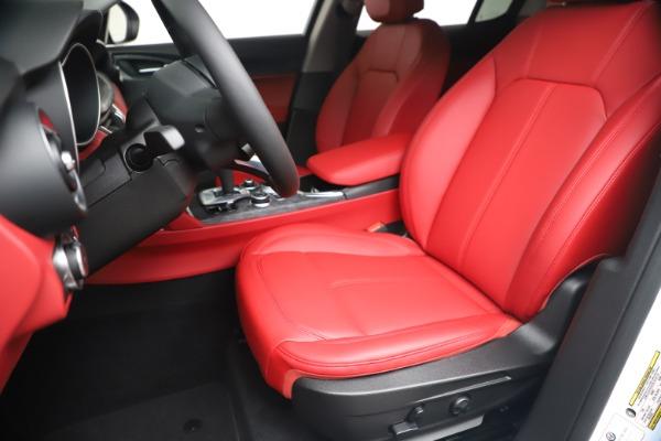 New 2020 Alfa Romeo Stelvio Sport Q4 for sale $50,195 at Maserati of Greenwich in Greenwich CT 06830 15