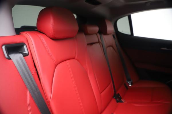New 2020 Alfa Romeo Stelvio Sport Q4 for sale $50,195 at Maserati of Greenwich in Greenwich CT 06830 26