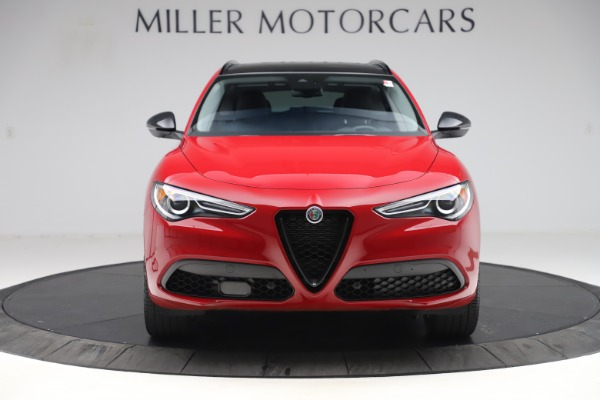 New 2020 Alfa Romeo Stelvio Sport Q4 for sale $50,495 at Maserati of Greenwich in Greenwich CT 06830 12