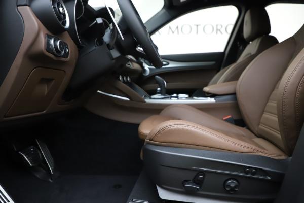 New 2020 Alfa Romeo Stelvio Ti Sport Q4 for sale Sold at Maserati of Greenwich in Greenwich CT 06830 14
