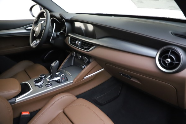 New 2020 Alfa Romeo Stelvio Ti Sport Q4 for sale Sold at Maserati of Greenwich in Greenwich CT 06830 22
