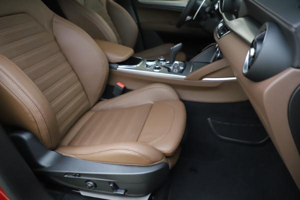 New 2020 Alfa Romeo Stelvio Ti Sport Q4 for sale Sold at Maserati of Greenwich in Greenwich CT 06830 24