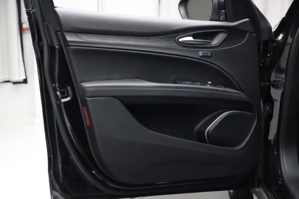 New 2020 Alfa Romeo Stelvio Q4 for sale $36,900 at Maserati of Greenwich in Greenwich CT 06830 13