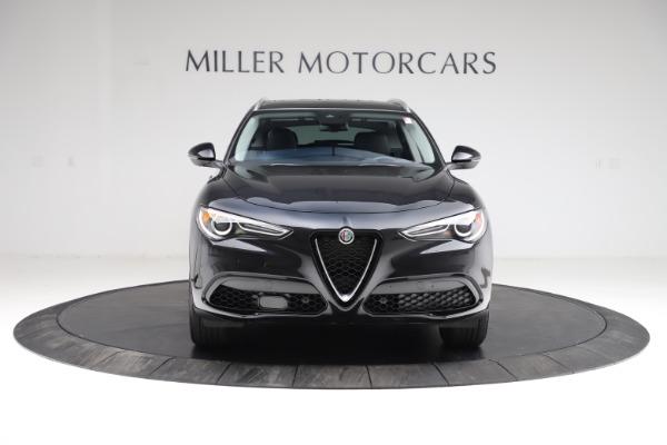 New 2020 Alfa Romeo Stelvio Q4 for sale $36,900 at Maserati of Greenwich in Greenwich CT 06830 2