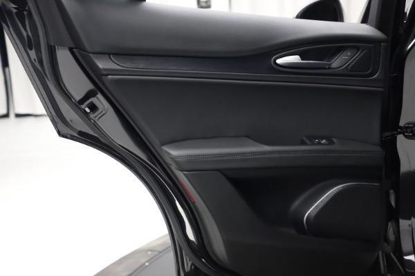 New 2020 Alfa Romeo Stelvio Q4 for sale $36,900 at Maserati of Greenwich in Greenwich CT 06830 21