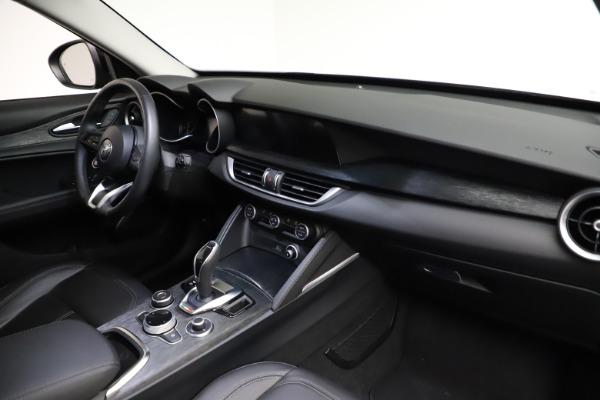 New 2020 Alfa Romeo Stelvio Q4 for sale $36,900 at Maserati of Greenwich in Greenwich CT 06830 25