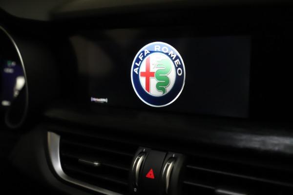 New 2020 Alfa Romeo Stelvio Q4 for sale $36,900 at Maserati of Greenwich in Greenwich CT 06830 28