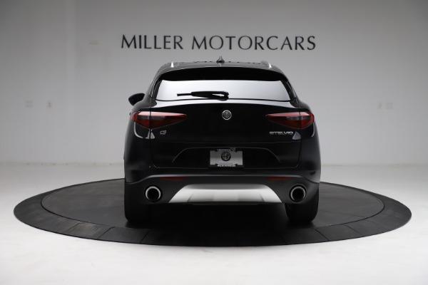 New 2020 Alfa Romeo Stelvio Q4 for sale $36,900 at Maserati of Greenwich in Greenwich CT 06830 7