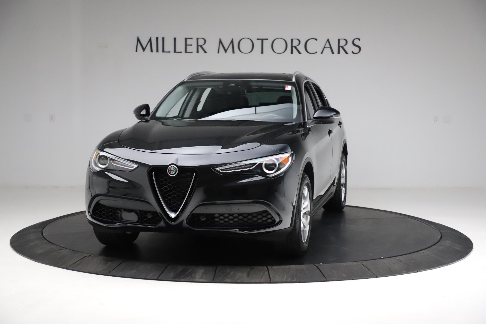 New 2020 Alfa Romeo Stelvio Q4 for sale $36,900 at Maserati of Greenwich in Greenwich CT 06830 1