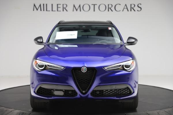 New 2020 Alfa Romeo Stelvio Ti Q4 for sale Call for price at Maserati of Greenwich in Greenwich CT 06830 12
