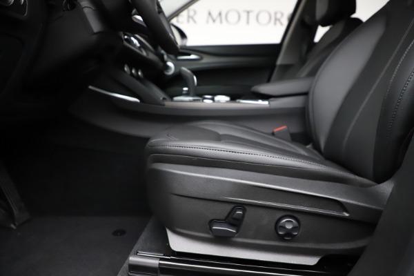 New 2020 Alfa Romeo Stelvio Ti Q4 for sale Call for price at Maserati of Greenwich in Greenwich CT 06830 14