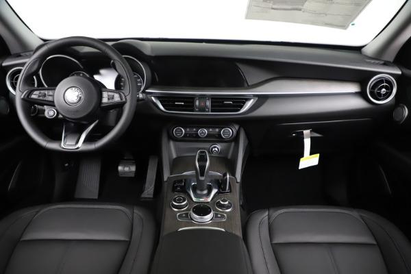 New 2020 Alfa Romeo Stelvio Ti Q4 for sale Call for price at Maserati of Greenwich in Greenwich CT 06830 16