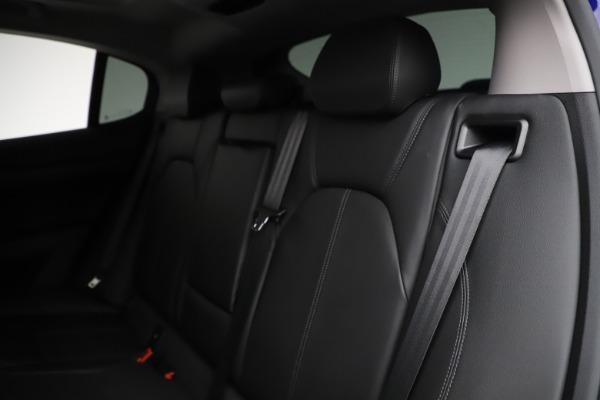New 2020 Alfa Romeo Stelvio Ti Q4 for sale Call for price at Maserati of Greenwich in Greenwich CT 06830 18