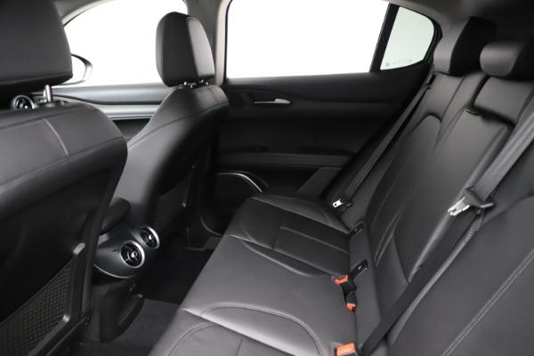 New 2020 Alfa Romeo Stelvio Ti Q4 for sale Call for price at Maserati of Greenwich in Greenwich CT 06830 19