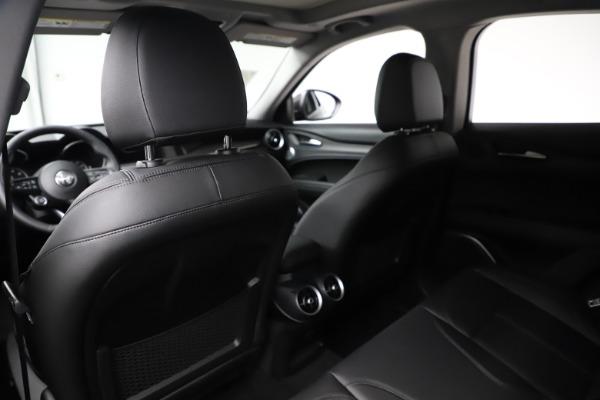 New 2020 Alfa Romeo Stelvio Ti Q4 for sale Call for price at Maserati of Greenwich in Greenwich CT 06830 20