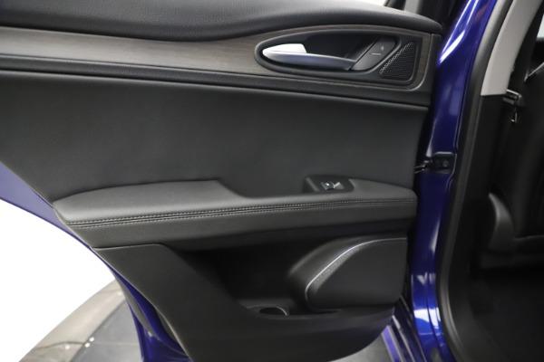 New 2020 Alfa Romeo Stelvio Ti Q4 for sale Call for price at Maserati of Greenwich in Greenwich CT 06830 21