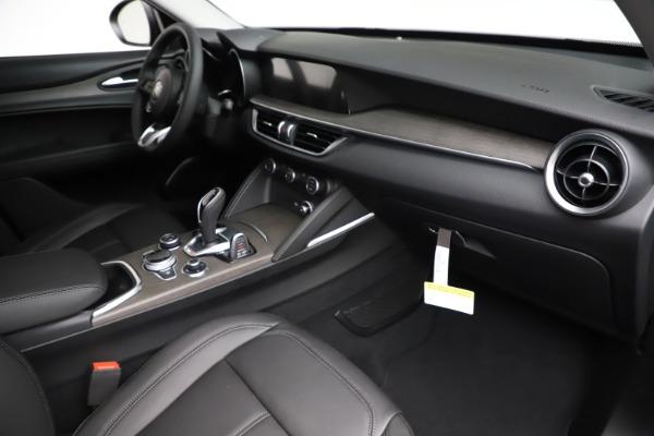 New 2020 Alfa Romeo Stelvio Ti Q4 for sale Call for price at Maserati of Greenwich in Greenwich CT 06830 22