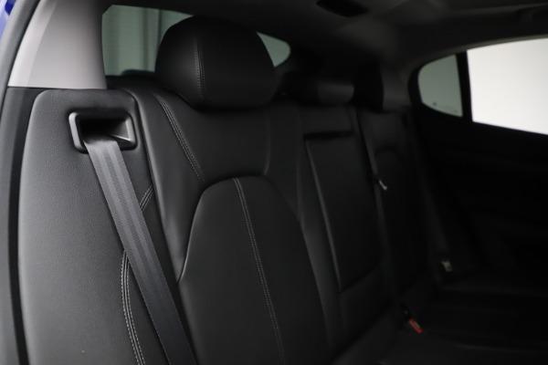 New 2020 Alfa Romeo Stelvio Ti Q4 for sale Call for price at Maserati of Greenwich in Greenwich CT 06830 26