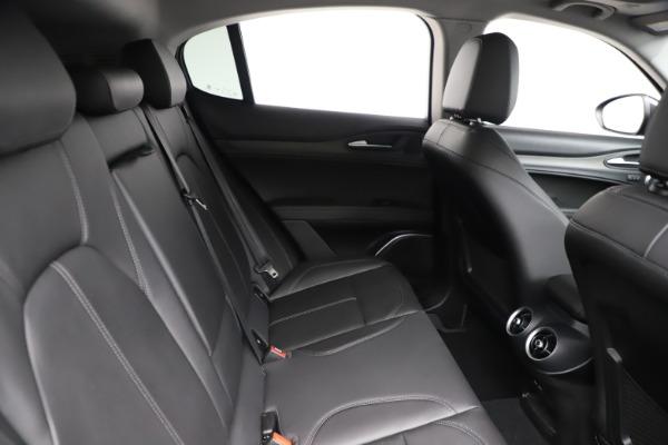 New 2020 Alfa Romeo Stelvio Ti Q4 for sale Call for price at Maserati of Greenwich in Greenwich CT 06830 27