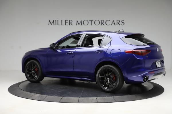 New 2020 Alfa Romeo Stelvio Ti Q4 for sale Call for price at Maserati of Greenwich in Greenwich CT 06830 4