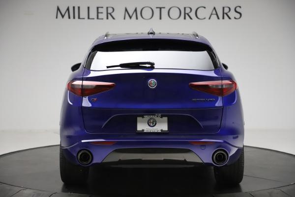 New 2020 Alfa Romeo Stelvio Ti Q4 for sale Call for price at Maserati of Greenwich in Greenwich CT 06830 6