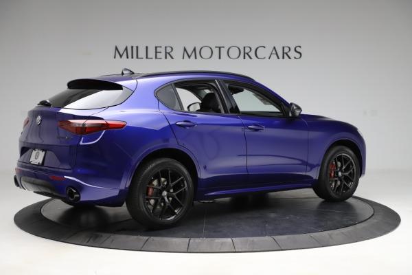 New 2020 Alfa Romeo Stelvio Ti Q4 for sale Call for price at Maserati of Greenwich in Greenwich CT 06830 8