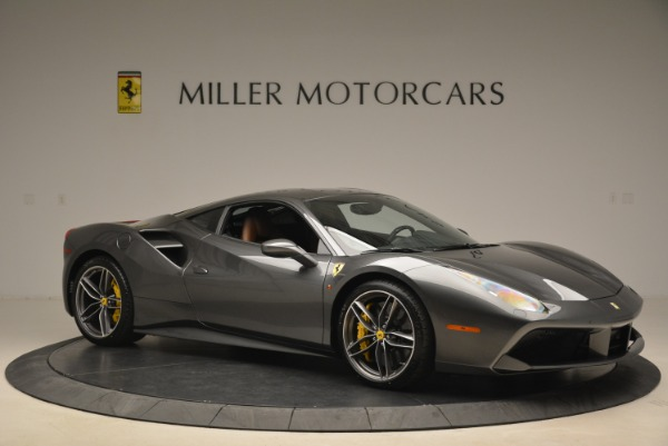 Used 2018 Ferrari 488 GTB for sale $249,900 at Maserati of Greenwich in Greenwich CT 06830 10